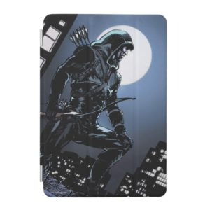 Arrow | Green Arrow In Moonlight iPad Mini Cover