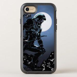 Arrow   Green Arrow In Moonlight OtterBox iPhone Case