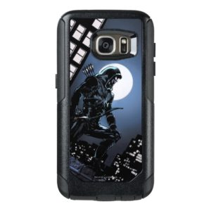 Arrow   Green Arrow In Moonlight OtterBox Samsung Galaxy S7 Case