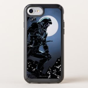Arrow | Green Arrow In Moonlight Speck iPhone Case