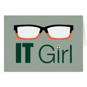 Arrow | IT Girl Glasses Graphic