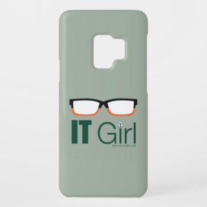 Arrow | IT Girl Glasses Graphic Case-Mate Samsung Galaxy S9 Case