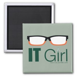 Arrow | IT Girl Glasses Graphic Magnet