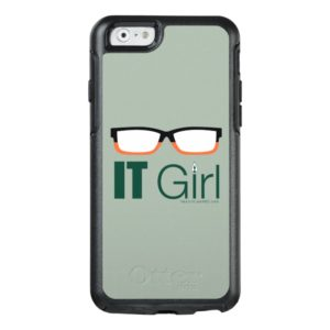 Arrow | IT Girl Glasses Graphic OtterBox iPhone Case