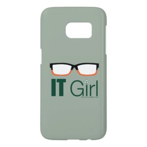 Arrow | IT Girl Glasses Graphic Samsung Galaxy S7 Case