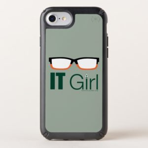 Arrow | IT Girl Glasses Graphic Speck iPhone Case
