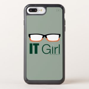Arrow   IT Girl Glasses Graphic Speck iPhone Case