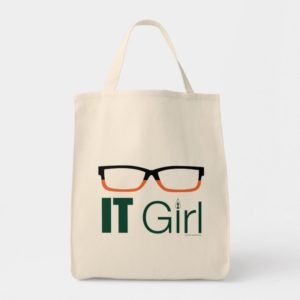 Arrow | IT Girl Glasses Graphic Tote Bag