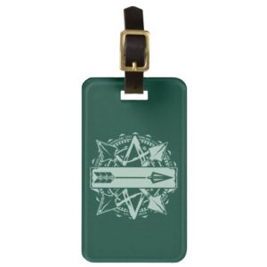 Arrow | Starling City Arrow Badge Bag Tag