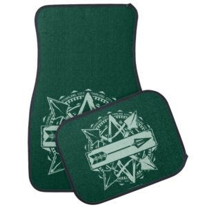 Arrow | Starling City Arrow Badge Car Floor Mat