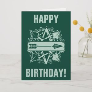Arrow | Starling City Arrow Badge Card