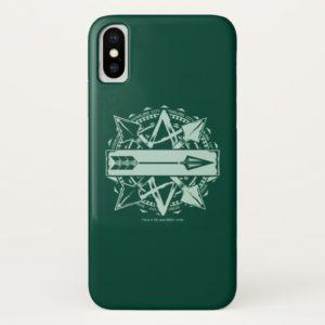 Arrow   Starling City Arrow Badge Case-Mate iPhone Case
