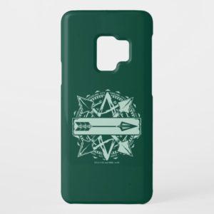 Arrow | Starling City Arrow Badge Case-Mate Samsung Galaxy S9 Case