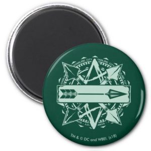 Arrow   Starling City Arrow Badge Magnet