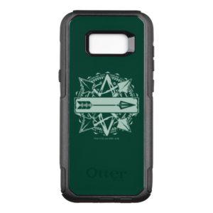 Arrow | Starling City Arrow Badge OtterBox Commuter Samsung Galaxy S8+ Case