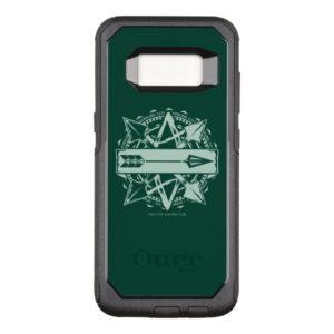 Arrow | Starling City Arrow Badge OtterBox Commuter Samsung Galaxy S8 Case