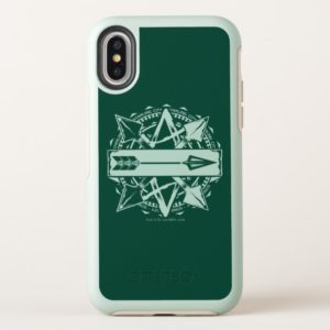 Arrow   Starling City Arrow Badge OtterBox iPhone Case