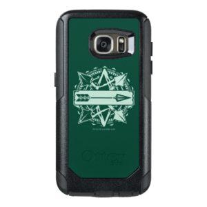 Arrow | Starling City Arrow Badge OtterBox Samsung Galaxy S7 Case