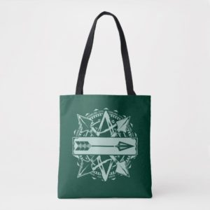 Arrow | Starling City Arrow Badge Tote Bag