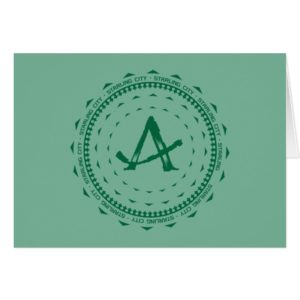 Arrow | Starling City Arrow Logo
