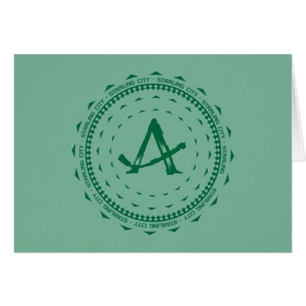 Arrow   Starling City Arrow Logo