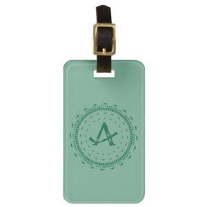 Arrow | Starling City Arrow Logo Bag Tag