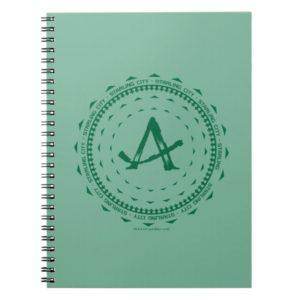 Arrow | Starling City Arrow Logo Notebook