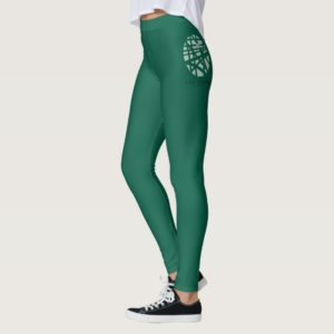 Arrow | The Glades City Map Leggings