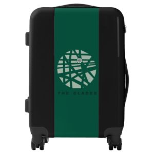 Arrow | The Glades City Map Luggage