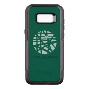 Arrow | The Glades City Map OtterBox Commuter Samsung Galaxy S8+ Case