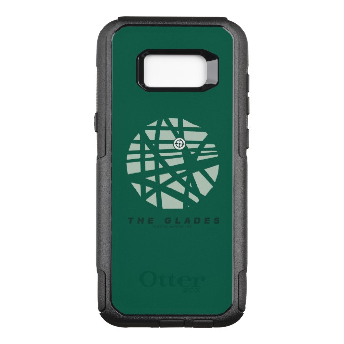 half off a8868 c07b1 Arrow | The Glades City Map OtterBox Commuter Samsung Galaxy S8+ Case