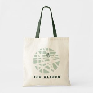 Arrow | The Glades City Map Tote Bag