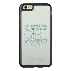 Arrow | The Kind Of Girl Who Needs To Cuddle? OtterBox iPhone Case