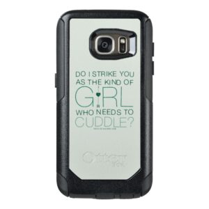 Arrow | The Kind Of Girl Who Needs To Cuddle? OtterBox Samsung Galaxy S7 Case
