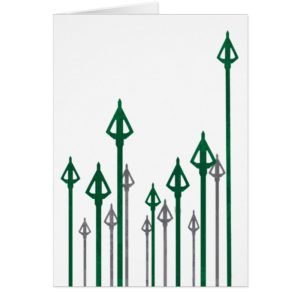 Arrow | Vertical Arrows Graphic