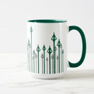 Arrow | Vertical Arrows Graphic Mug