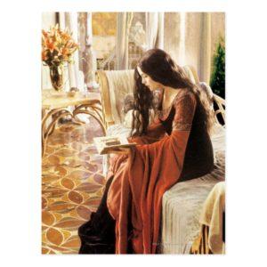 ARWEN™ Reading Postcard