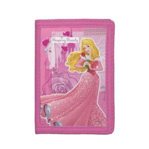 Aurora - Sleeping Beauty Trifold Wallet