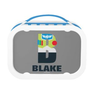 B is for Buzz | Add Your Name Lunch Box