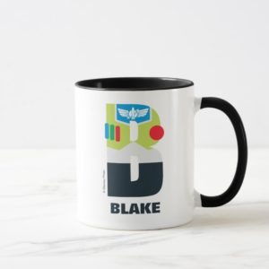 B is for Buzz | Add Your Name Mug