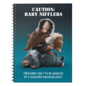 Baby NIFFLER™ Pile Notebook