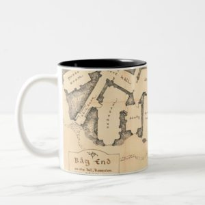 Bag End Two-Tone Coffee Mug