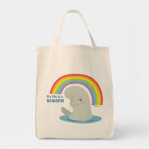 Bailey | My Life is a Rainbow Tote Bag