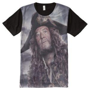 Barbossa - Command Respect All-Over-Print Shirt