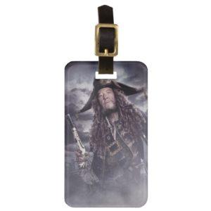 Barbossa - Command Respect Bag Tag