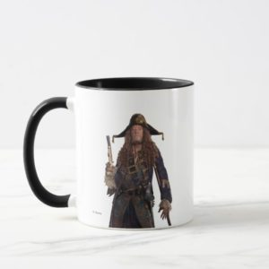 Barbossa - The Chase Is On Mug