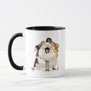 Baymax and his Friends Mug