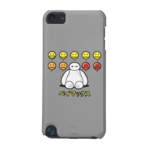 Baymax Emojicons iPod Touch (5th Generation) Case