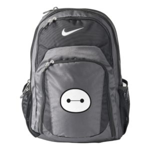 Baymax Face Outline Nike Backpack