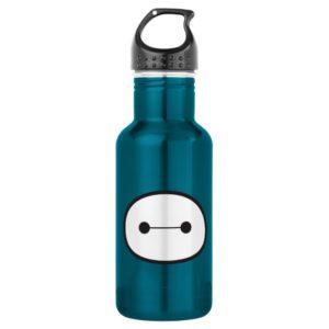 Baymax Face Outline Water Bottle